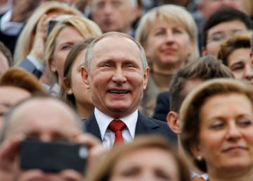 Putin se erige en zar de un sistema arcaico