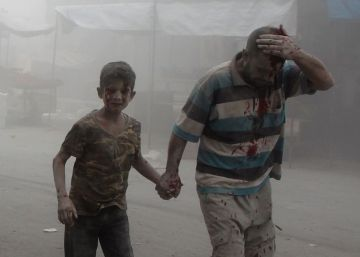 """""""El futuro de Siria ya no está en manos de los sirios"""""""