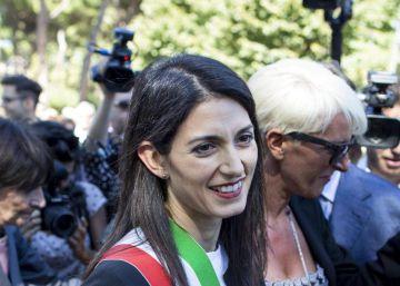 El desgobierno de la alcaldesa agrava el caos de Roma