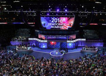 Los demócratas buscan votos puerta por puerta en Filadelfia