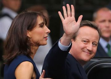 David Cameron renuncia a su escaño en el Parlamento británico