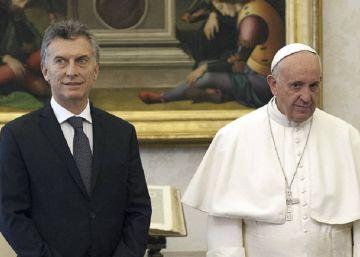 Francisco refuerza su presencia en la política argentina