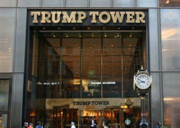 La Torre Trump, lugar de comunión ineludible para los fans del multimillonario