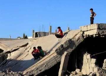 El régimen de El Asad y los rebeldes respetan el inicio del alto el fuego