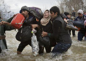 Dos iraquíes ahogados y cuatro desaparecidos en el río Danubio a su paso por Bulgaria
