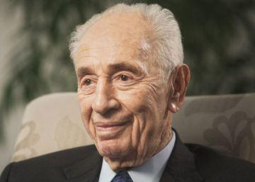 Hospitalizado en estado grave el expresidente israelí Simon Peres