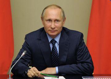 Las elecciones del zar Putin
