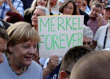 Merkel rechaza la prohibición del burka en las calles alemanas