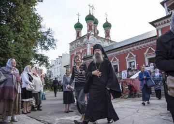 El Kremlin regresa a la Iglesia