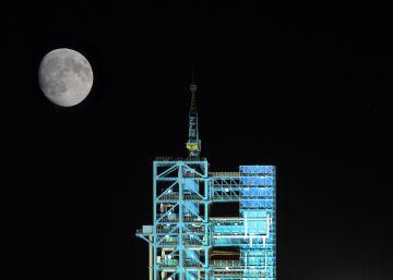 China pone un laboratorio en órbita en un nuevo paso de su programa espacial