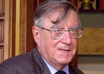 Muere Antoine Blanca, un gran defensor de la democracia