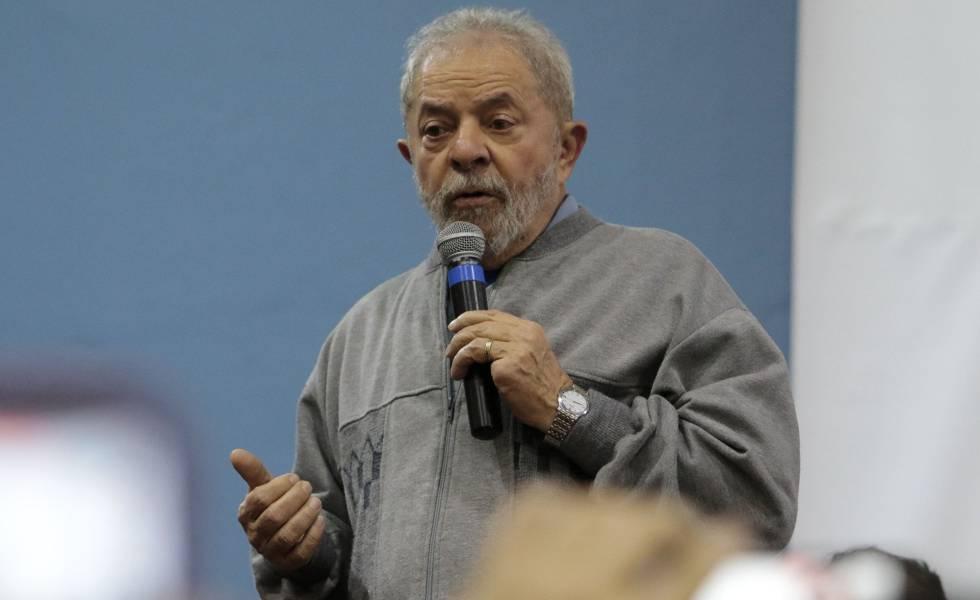 Lula da Silva el pasado 9 de septiembre.