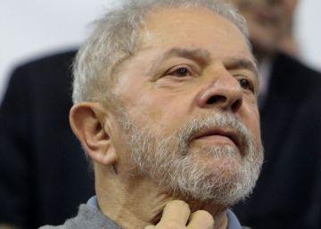 La fiscalía brasileña acusa a Lula de ser el cabecilla de los casos de 'Lava Jato'