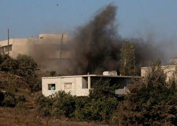 Al menos 23 civiles muertos en un ataque aéreo en Siria