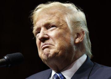 """Trump rectifica: """"Barack Obama nació en Estados Unidos. Punto"""""""