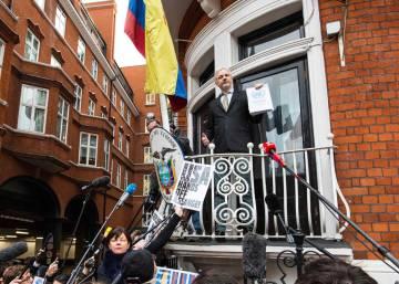 Resultado de imagen de La ONU rechaza la apelación de Londres contra Assange y exige liberarlo