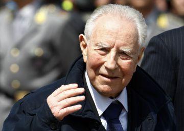 Muere el expresidente italiano Ciampi