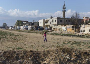 No hay tregua para los refugiados sirios de Líbano