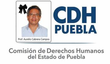 Obituario de la CDH