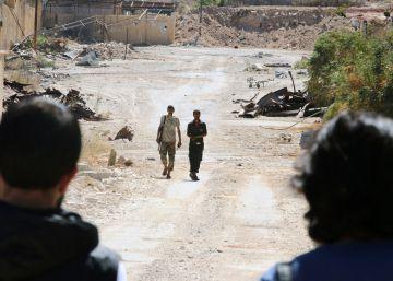 EE UU admite que pudo matar por error a soldados sirios en un ataque