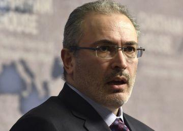 Jodorkovski relanza su proyecto político de oposición al Kremlin