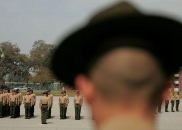 Un suicidio cuestiona la dureza de los entrenamientos de los 'marines' estadounidenses