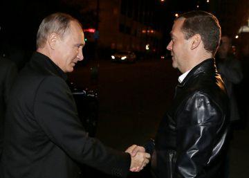 El partido de Putin gana unas elecciones caracterizadas por la apatía