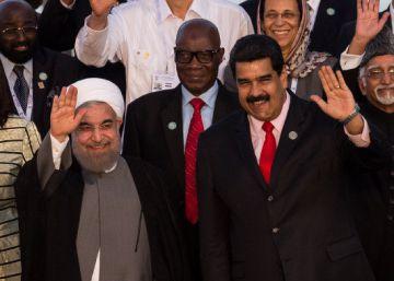Venezuela cierra la cumbre de los países no alineados en medio de críticas