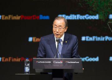 Adiós al mandato amargo de Ban ki-Moon en la ONU
