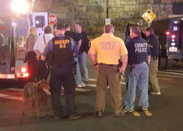 Un nuevo artefacto explosivo en Nueva Jersey eleva aún más la alerta en EE UU