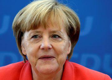 Merkel responde a la derrota con el vago compromiso de evitar otra ola de refugiados