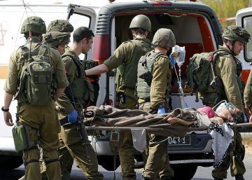 Se recrudecen los ataques de palestinos a uniformados israelíes