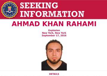 La policía detiene al sospechoso que buscaba por las bombas de Nueva York