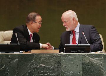 Los Gobiernos evitan asumir compromisos en la cumbre de la ONU sobre refugiados