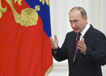 """Gana la Rusia """"una, grande y libre"""""""