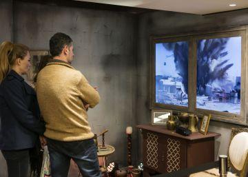 Una ventana a la guerra de Siria desde Buenos Aires