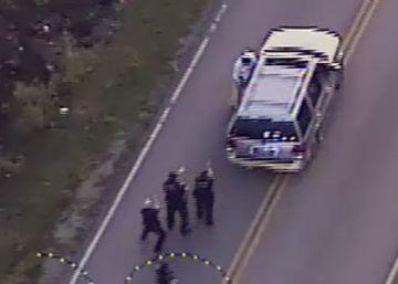 Una policía de Oklahoma mata a un hombre negro desarmado al que se le averió la furgoneta