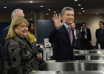 Polémica en Argentina por el acercamiento de Macri al Reino Unido sobre Malvinas