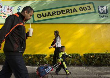 Padres sin derecho a guardería en México