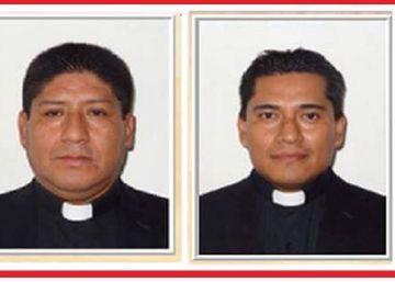 El Papa condena el asesinato de los dos religiosos en México