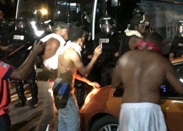 Fuertes disturbios en Charlotte tras matar la policía a otro hombre negro