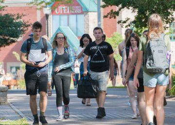 """Evacuados en Canadá 60 colegios y universidades por """"una potencial amenaza"""""""