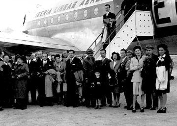 La aventura de volar a Buenos Aires en 1946