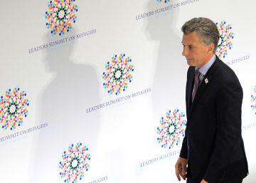 Macri se enreda con Reino Unido por las Islas Malvinas