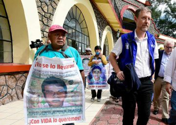 "UN: ""The Ayotzinapa case remains unsolved"""