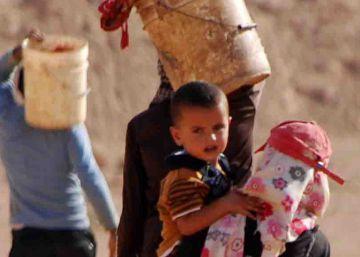 La cara oculta de la tragedia de los refugiados sirios en Jordania