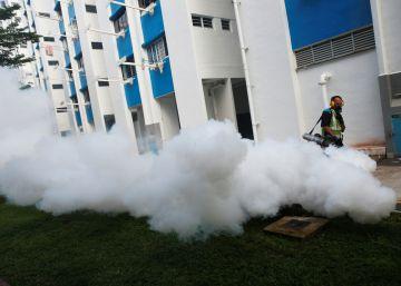 El zika se expande por el sureste asiático
