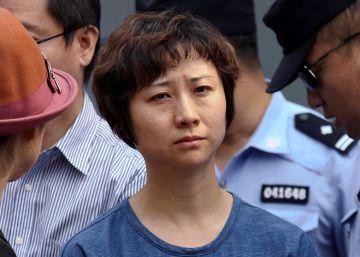 China impone la condena más dura a un abogado de derechos humanos