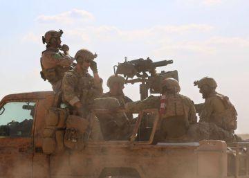 Estados Unidos sospecha que el Estado Islámico usó gas mostaza contra sus tropas