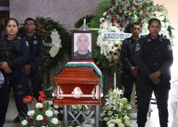 El asesino del mando policial mexicano fue su propio hijo